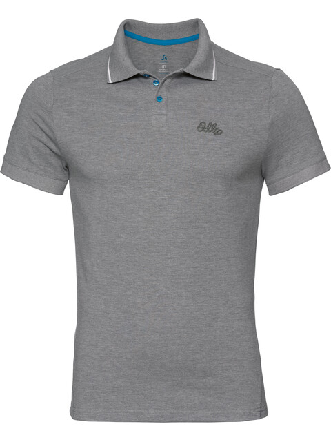 Odlo Nikko SS Polo Men odlo steel grey melange